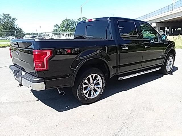 2017 Ford F-150 SuperCrew Cab 4x4, Pickup #GD86518A - photo 2