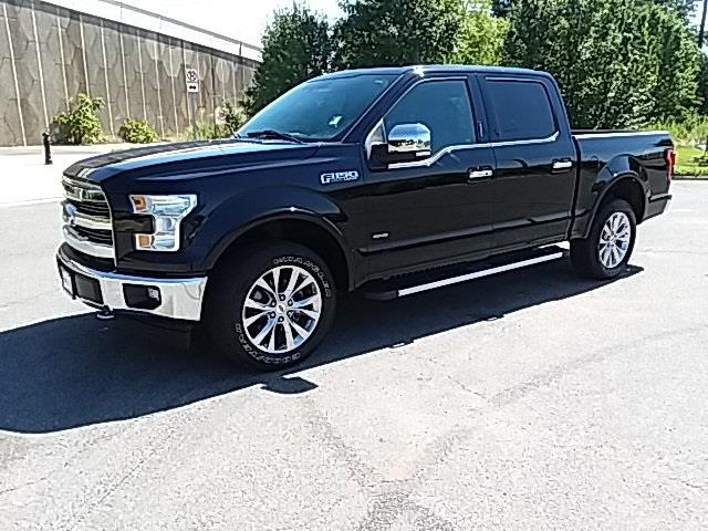 2017 Ford F-150 SuperCrew Cab 4x4, Pickup #GD86518A - photo 4