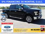 2017 Ford F-150 SuperCrew Cab 4x4, Pickup #GD86518A - photo 1