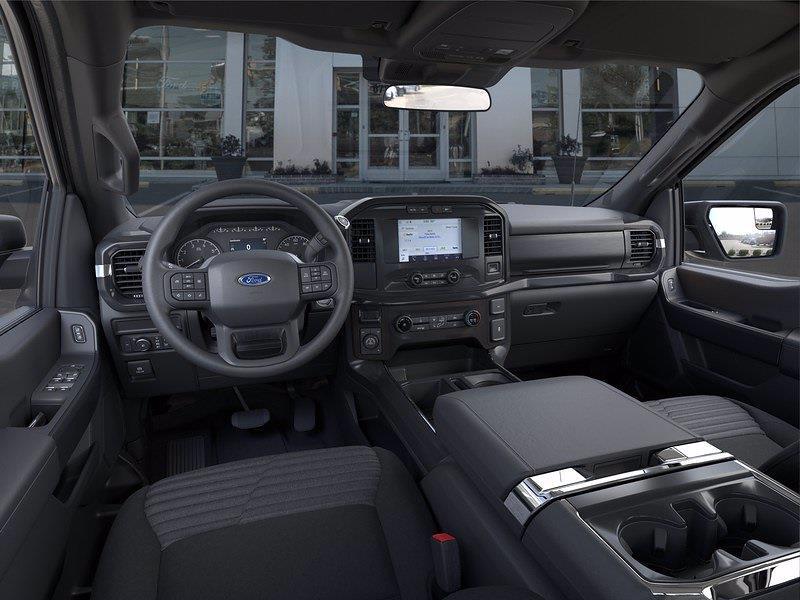 2021 Ford F-150 SuperCrew Cab 4x4, Pickup #GD89600 - photo 9