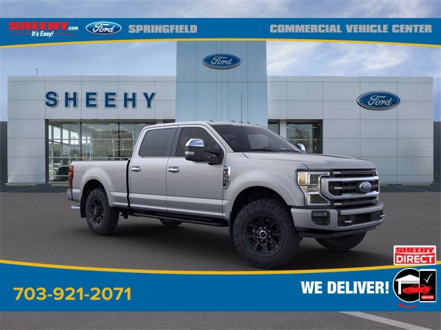 2020 Ford F-350 Crew Cab 4x4, Pickup #GD91698 - photo 1