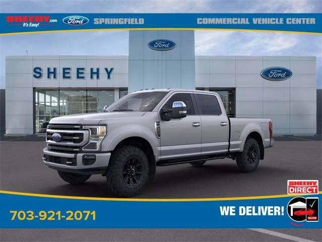 2020 Ford F-350 Crew Cab 4x4, Pickup #GD91698 - photo 4