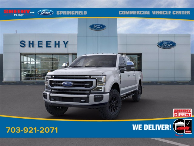 2020 Ford F-350 Crew Cab 4x4, Pickup #GD91698 - photo 5