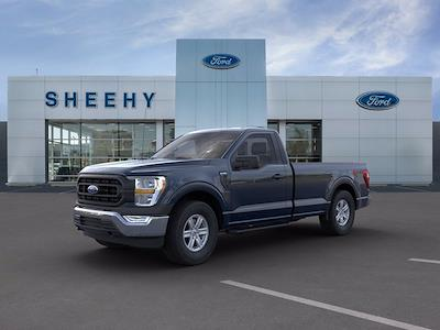 2021 Ford F-150 Regular Cab 4x4, Pickup #GD93755 - photo 4
