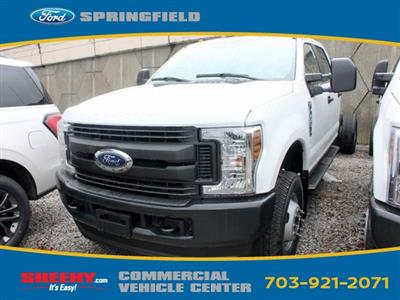 2019 F-350 Crew Cab DRW 4x4,  Cab Chassis #GD95086 - photo 1