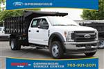 2019 F-450 Crew Cab DRW 4x4,  PJ's Stake Bed #GD96683 - photo 1