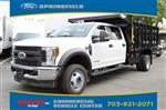 2019 F-450 Crew Cab DRW 4x4,  PJ's Stake Bed #GD96683 - photo 3