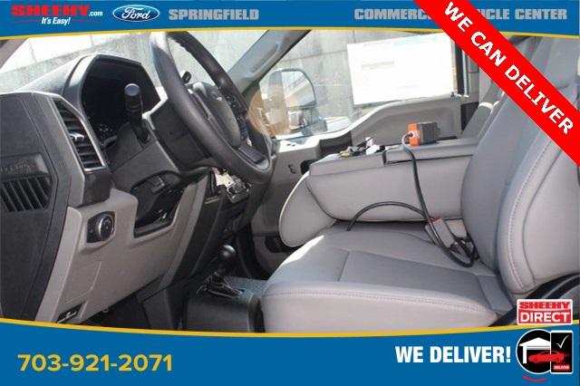 2019 Ford F-450 Super Cab DRW 4x4, Godwin 184U Dump Body #GD96711 - photo 18