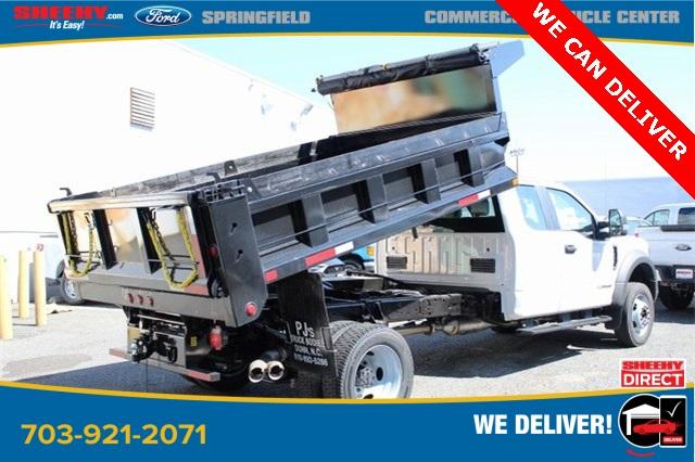 2019 F-450 Super Cab DRW 4x4, Godwin 184U Dump Body #GD96711 - photo 2