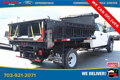 2019 F-450 Super Cab DRW 4x4, Godwin 184U Dump Body #GD96711 - photo 6
