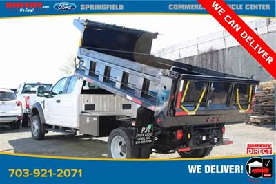 2019 F-450 Super Cab DRW 4x4, Godwin 184U Dump Body #GD96711 - photo 8