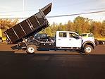 2021 F-450 Crew Cab DRW 4x4,  PJ's Truck Bodies Landscape Dump #GD98892 - photo 36