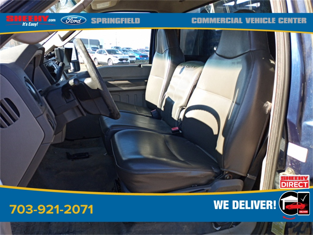 2010 Ford F-550 Regular Cab DRW 4x2, Stake Bed #GD99354A - photo 18