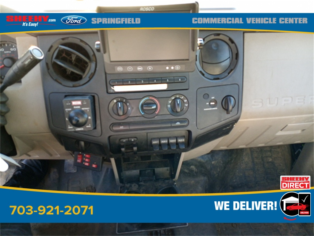 2010 Ford F-550 Regular Cab DRW 4x2, Stake Bed #GD99354A - photo 21