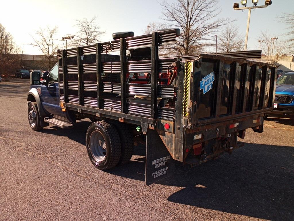 2010 Ford F-550 Regular Cab DRW 4x2, Stake Bed #GD99354A - photo 26