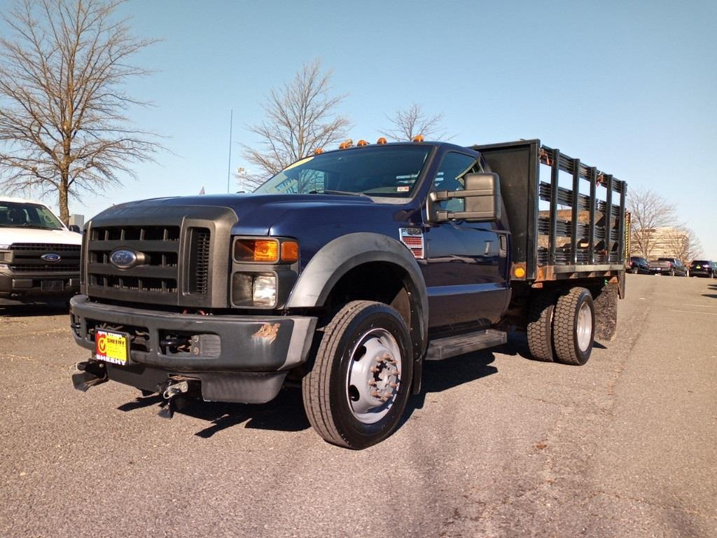 2010 Ford F-550 Regular Cab DRW 4x2, Stake Bed #GD99354A - photo 27