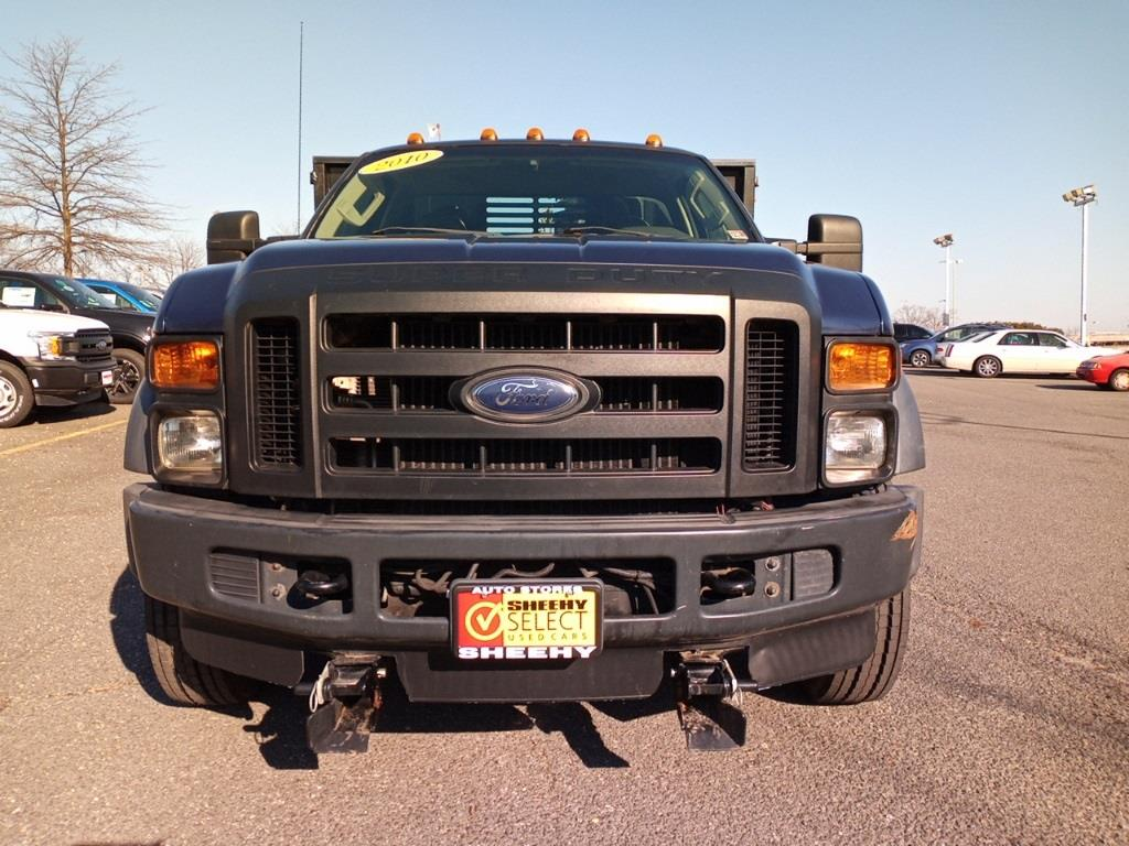 2010 Ford F-550 Regular Cab DRW 4x2, Stake Bed #GD99354A - photo 28