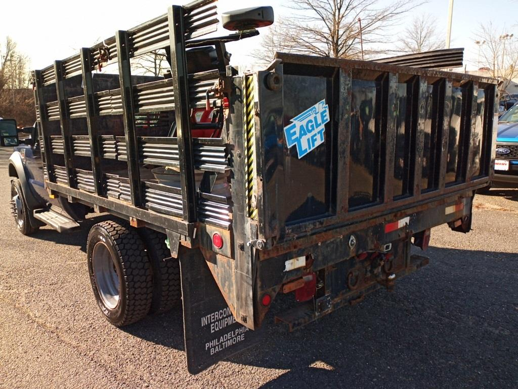 2010 Ford F-550 Regular Cab DRW 4x2, Stake Bed #GD99354A - photo 32