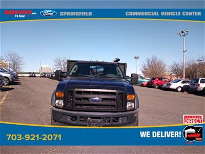 2010 Ford F-550 Regular Cab DRW 4x2, Stake Bed #GD99354A - photo 11
