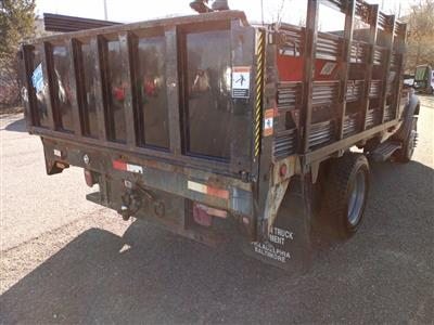 2010 Ford F-550 Regular Cab DRW 4x2, Stake Bed #GD99354A - photo 31