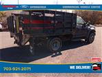 2010 Ford F-550 Regular Cab DRW 4x2, Stake Bed #GD99354A - photo 9