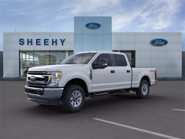 2020 Ford F-250 Crew Cab 4x4, Pickup #GE04035 - photo 4