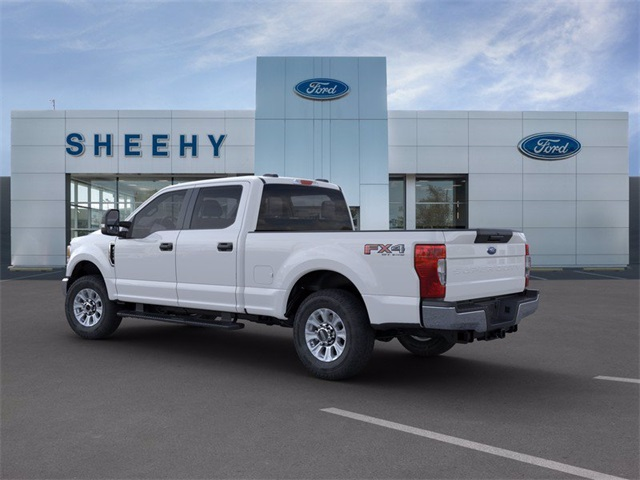 2020 Ford F-250 Crew Cab 4x4, Pickup #GE04035 - photo 7