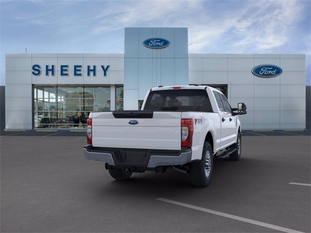 2020 Ford F-250 Crew Cab 4x4, Pickup #GE04035 - photo 2