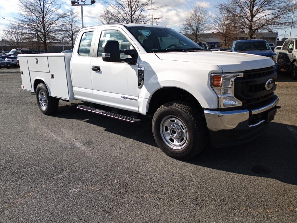 2020 Ford F-350 Super Cab 4x4, Reading Service Body #GE09983 - photo 1