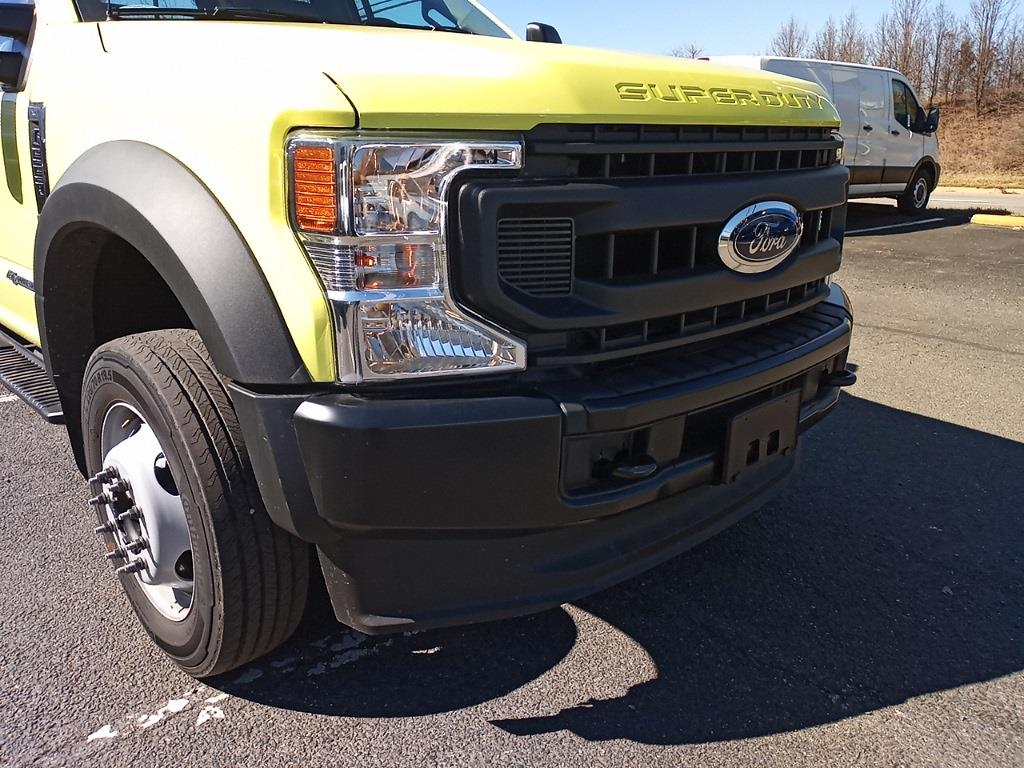 2020 Ford F-550 Super Cab DRW 4x4, CM Truck Beds RD Model Platform Body #GE10461 - photo 11