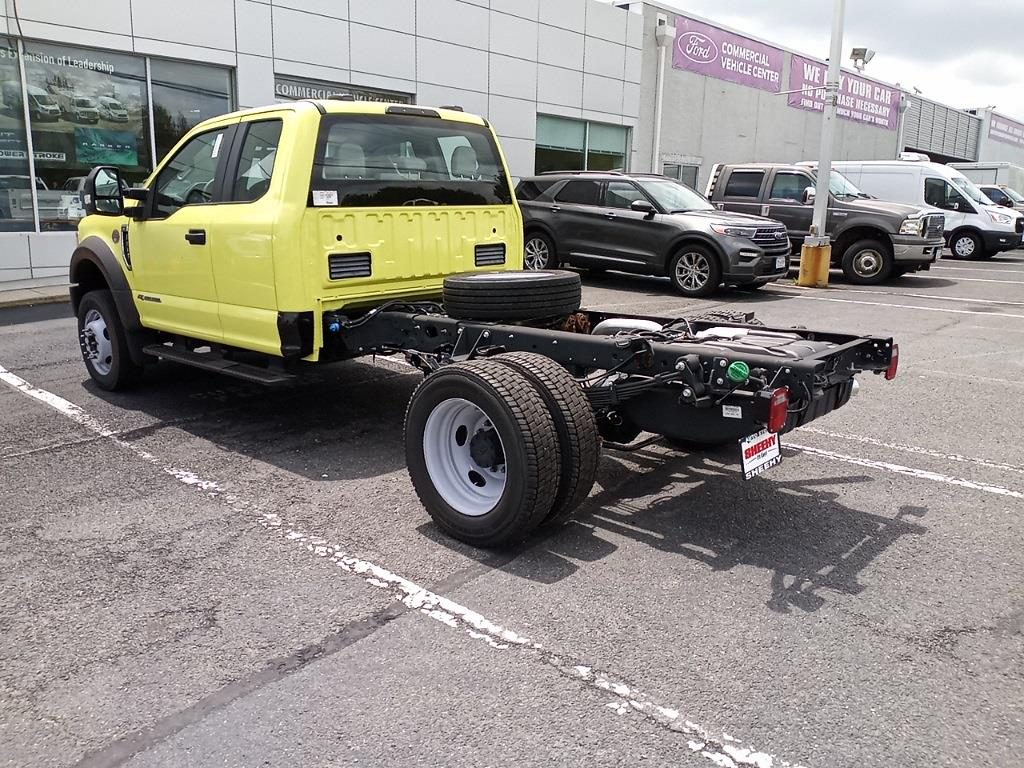 2020 Ford F-550 Super Cab DRW 4x4, Cab Chassis #GE10462 - photo 3