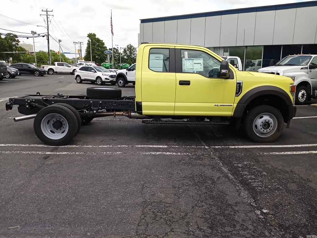 2020 Ford F-550 Super Cab DRW 4x4, Cab Chassis #GE10462 - photo 7