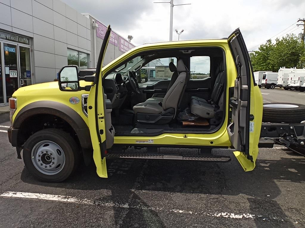 2020 Ford F-550 Super Cab DRW 4x4, Cab Chassis #GE10463 - photo 11