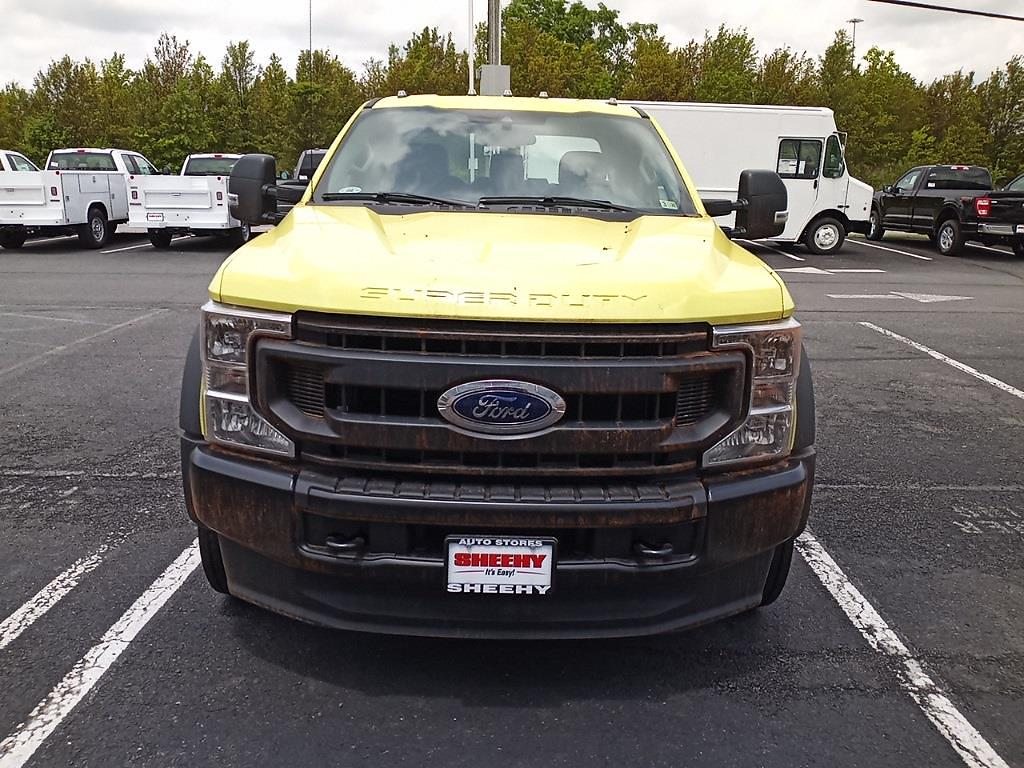 2020 Ford F-550 Super Cab DRW 4x4, Cab Chassis #GE10463 - photo 20