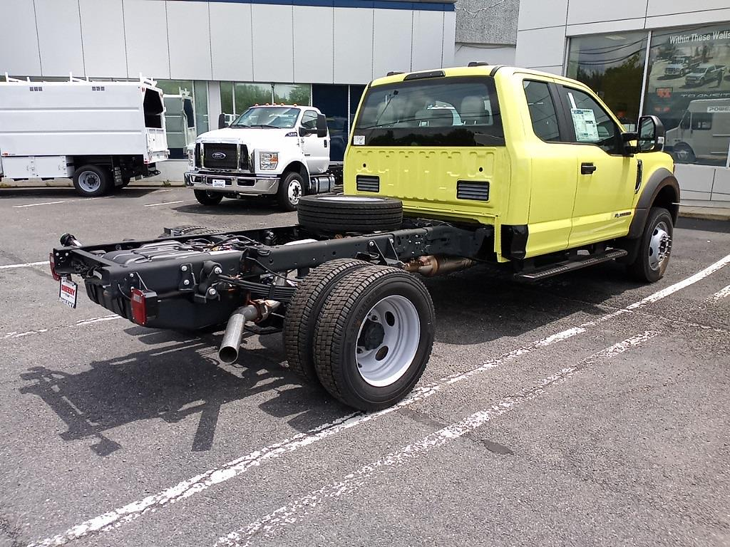 2020 Ford F-550 Super Cab DRW 4x4, Cab Chassis #GE10463 - photo 3
