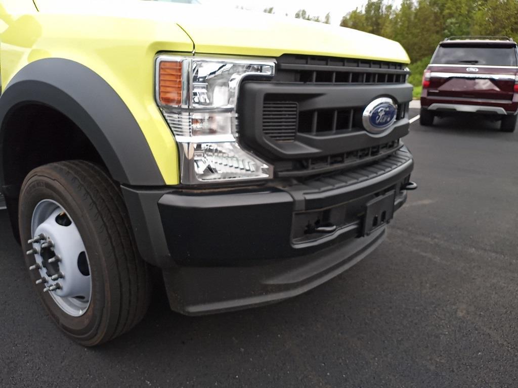 2020 F-550 Super Cab DRW 4x4,  CM Truck Beds SK Model Platform Body #GE10463 - photo 10