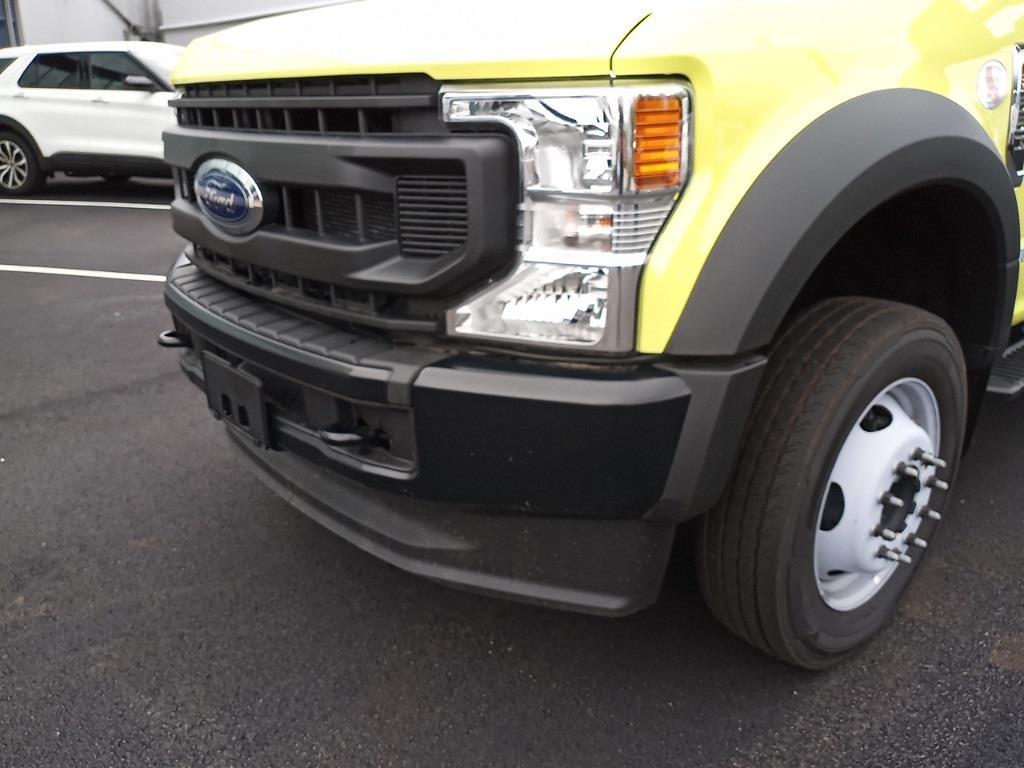 2020 F-550 Super Cab DRW 4x4,  CM Truck Beds SK Model Platform Body #GE10463 - photo 13