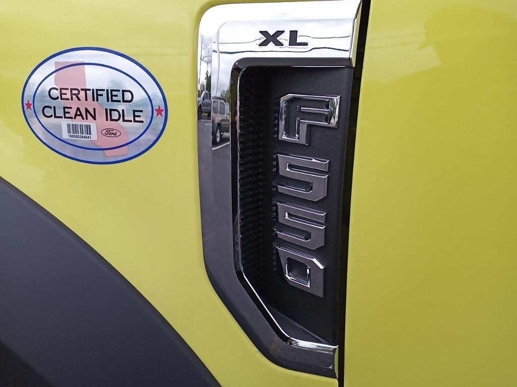 2020 F-550 Super Cab DRW 4x4,  CM Truck Beds SK Model Platform Body #GE10463 - photo 14