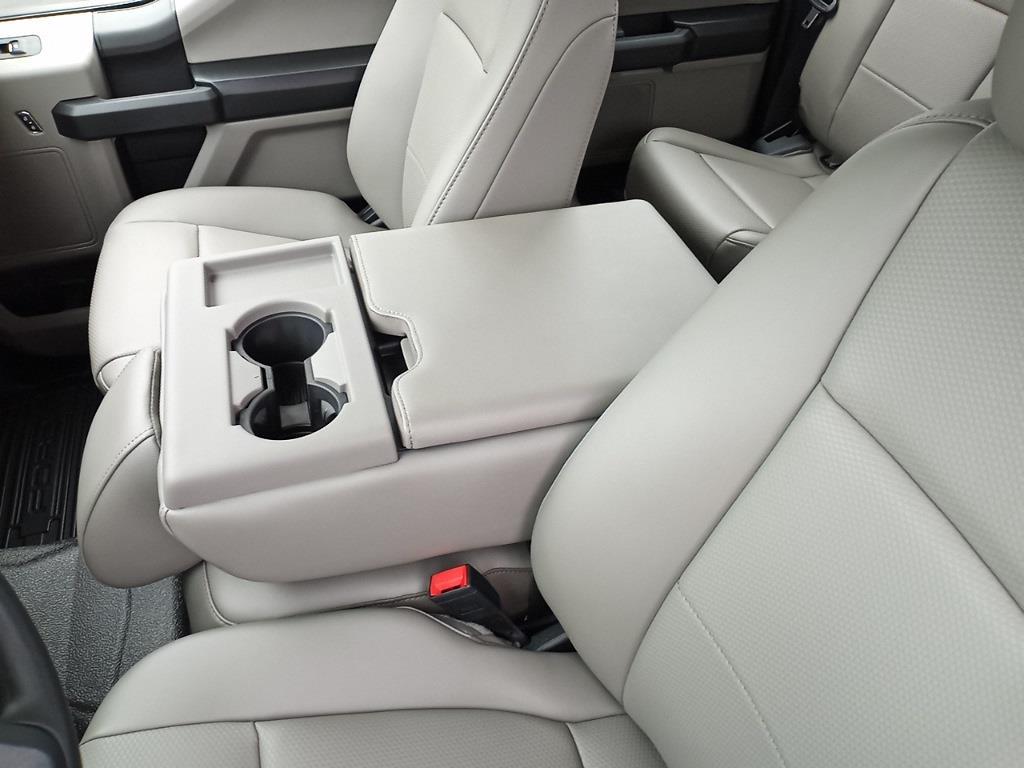2020 F-550 Super Cab DRW 4x4,  CM Truck Beds SK Model Platform Body #GE10463 - photo 28