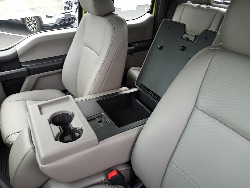 2020 F-550 Super Cab DRW 4x4,  CM Truck Beds SK Model Platform Body #GE10463 - photo 29