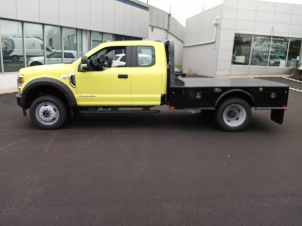 2020 F-550 Super Cab DRW 4x4,  CM Truck Beds SK Model Platform Body #GE10463 - photo 36