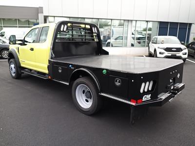 2020 F-550 Super Cab DRW 4x4,  CM Truck Beds SK Model Platform Body #GE10463 - photo 3