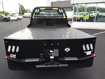 2020 F-550 Super Cab DRW 4x4,  CM Truck Beds SK Model Platform Body #GE10463 - photo 6