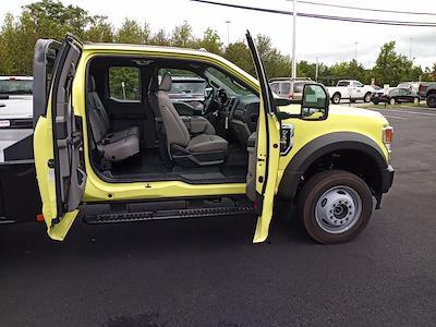 2020 F-550 Super Cab DRW 4x4,  CM Truck Beds SK Model Platform Body #GE10463 - photo 22