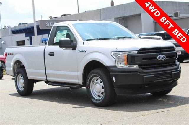 2019 F-150 Regular Cab 4x4,  Pickup #GE12241 - photo 1