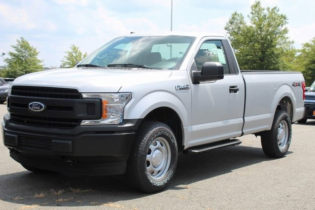 2019 F-150 Regular Cab 4x4,  Pickup #GE12241 - photo 3