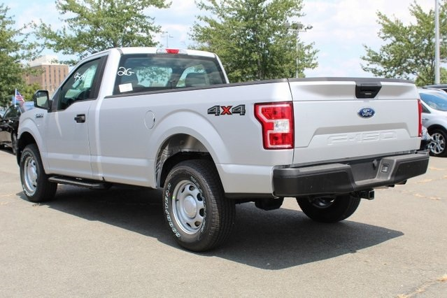 2019 F-150 Regular Cab 4x4,  Pickup #GE12241 - photo 4
