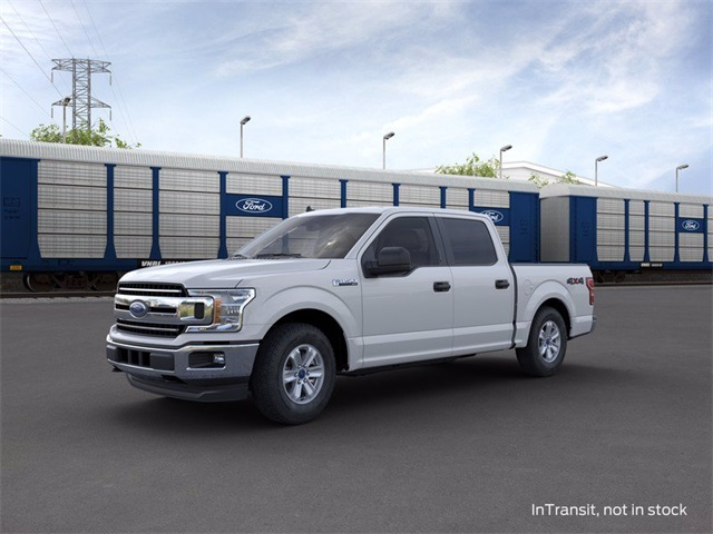 2020 Ford F-150 SuperCrew Cab 4x4, Pickup #GKE18042 - photo 1