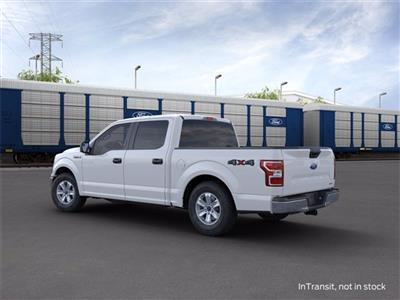 2020 Ford F-150 SuperCrew Cab 4x4, Pickup #GKE18042 - photo 2