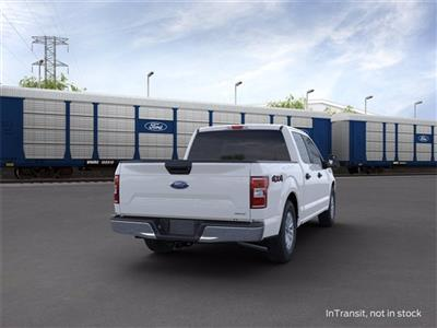 2020 Ford F-150 SuperCrew Cab 4x4, Pickup #GKE18042 - photo 8